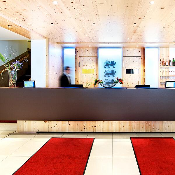 Hotel Lobby Galeriebild
