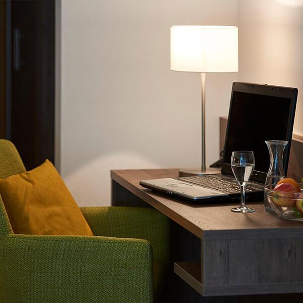 Hotel Möbel Galeriebild Referenzen