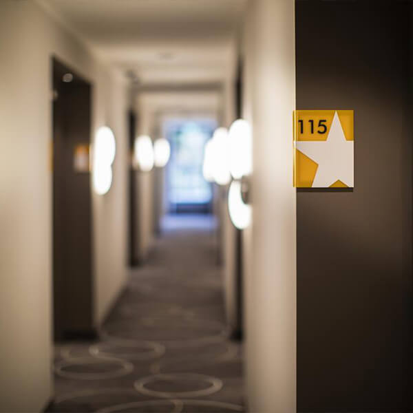 Hotelzimmer Neubau Galeriebild Referenzen