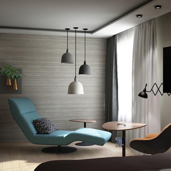 Hotelzimmereinrichtung Exklusiv Galerie