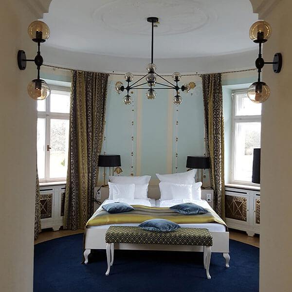 Hotelzimmereinrichtung exklusiv Galeriebild
