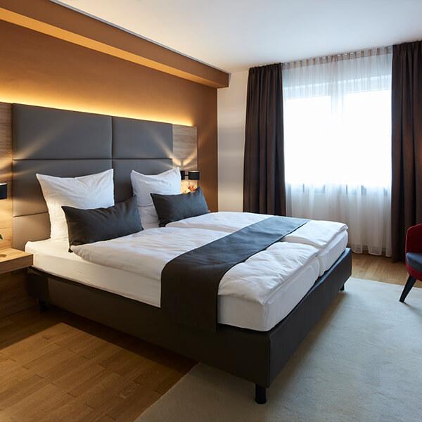 Hotelzimmereinrichtung Modern Galeriebild
